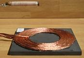 Planar 250kHz Coil